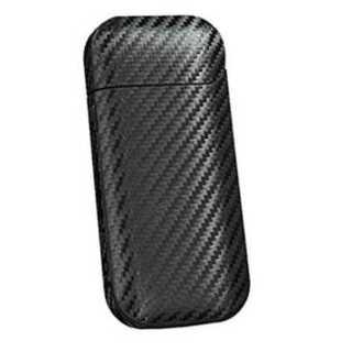 iQOS アイコス シール 保護 ステッカー シート 電子 タバコ ブラック(タバコグッズ)