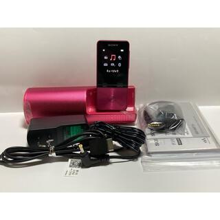 ソニー(SONY)のSONY ウォークマンNW-S315K 16GB(ポータブルプレーヤー)