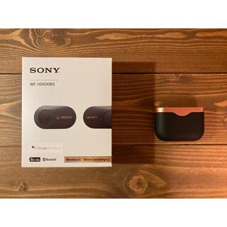 ソニー(SONY)のSONY WF1000XM3(ヘッドフォン/イヤフォン)