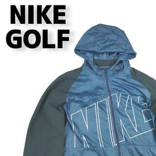 ナイキ(NIKE)のメンズ ナイキゴルフ NIKE GOLF ナイロンジャケット 防風 ウェア(その他)