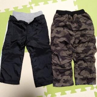 ニシマツヤ(西松屋)の男の子 パンツ90、95(パンツ/スパッツ)