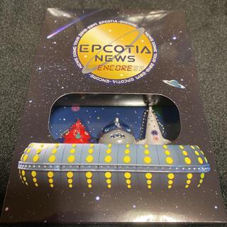 NEWS EPCOTIA ENCORE DVD エプコティア 初回限定盤(ミュージック)