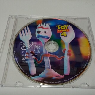 ディズニー(Disney)のトイストーリー4 DVDディスクのみ (アニメ)
