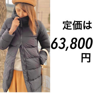 THE NORTH FACE - THE NORTH FACE ウインドストッパーダウンシェルコート