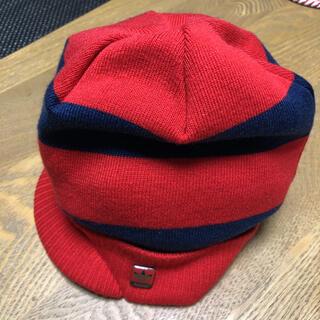 アディダス(adidas)のadidas キャップ 帽子 ニット帽(ニット帽/ビーニー)
