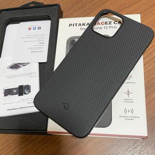 アップル(Apple)のPITAKA iPhone 12pro【新古品.最終価格】(iPhoneケース)