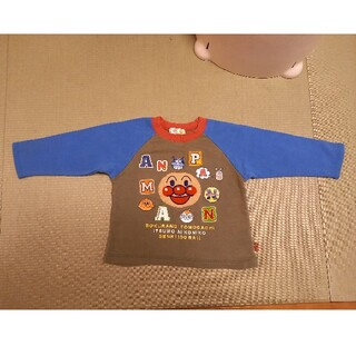 アンパンマン(アンパンマン)のアンパンマン トレーナー110 (Tシャツ/カットソー)