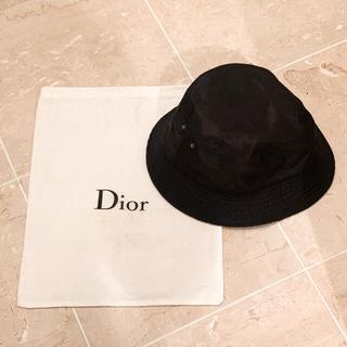 ディオール(Dior)の【期間限定】ロゴ入り リバーシブル バケットハット(ハット)