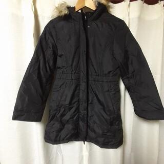 ジーユー(GU)の82 GU 中綿ロングジャケット コート 150(コート)