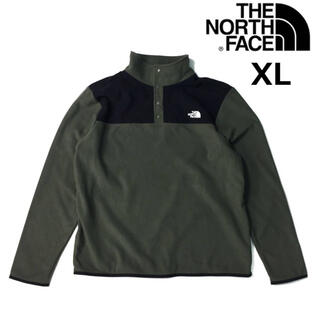 THE NORTH FACE - THE NORTH FACE  SNAP NECK PULLOVER フリース