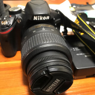 ニコン(Nikon)のNikon D3200 BLACK(デジタル一眼)