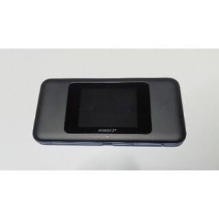 Speed Wi-Fi NEXT W06 ブラック(その他)