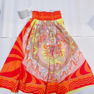 エミリオプッチ(EMILIO PUCCI)のエミリオプッチ スカート(ひざ丈スカート)