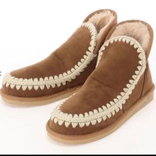 サマンサモスモス(SM2)のSM2 🌸 ハンドステッチブーツ(ブーツ)