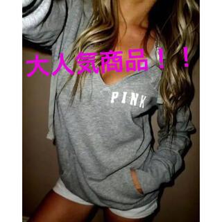 Victoria's Secret - 値下げ❤︎︎ヴィクトリアシークレット❤︎ PINK ロゴパーカー