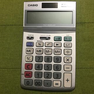 カシオ(CASIO)のカシオ 電卓 JF-120 GT(オフィス用品一般)