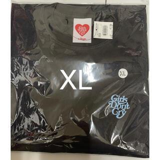 GDC - XLサイズ girls don't cry 伊勢丹 VERDY ロゴ Tシャツ