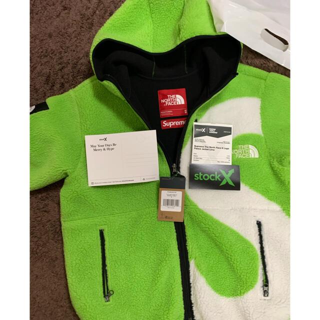 Supreme(シュプリーム)のSupreme  S Logo Hooded Fleece Jacket メンズのジャケット/アウター(その他)の商品写真