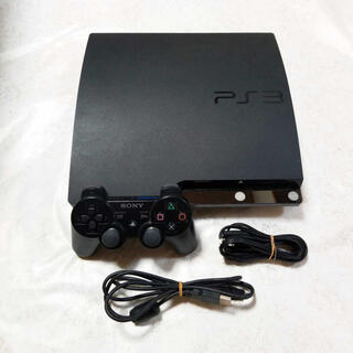 PlayStation3 - プレステ3 本体 即使用可 CECH-2000A 120GB PS3