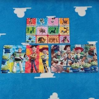 ディズニー(Disney)のトイストーリー パズル (知育玩具)
