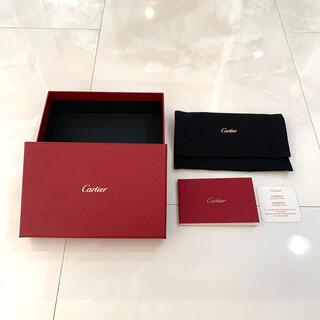 カルティエ(Cartier)のCartier 箱 名刺入れ カルティエ(名刺入れ/定期入れ)