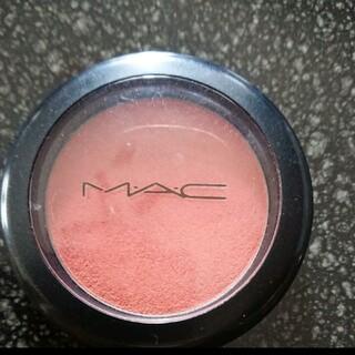 MAC - MAC  コーラルピンク  チーク
