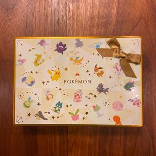ポケモン - 【即日発送】2021 ポケモン 缶 チョコレート バレンタイン 期間限定販売 L