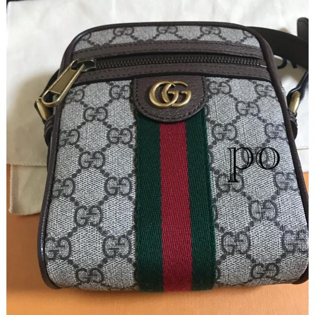 Gucci(グッチ)のGUCCI ショルダーバッグ ⭐️7%クーポンご利用下さいませ メンズのバッグ(ショルダーバッグ)の商品写真