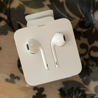 アップル(Apple)のiPhone イヤホン 正規品(ヘッドフォン/イヤフォン)