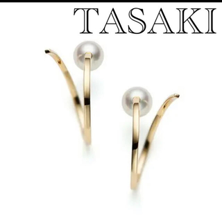 TASAKI - TASAKI  ア ファイン バランス ピアス