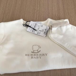 BURBERRY - バーバリーTシャツ80センチ