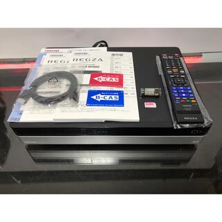 東芝 -  TOSHIBA DBR-M490 5TB全録1東芝全 HDD/BDレコーダー