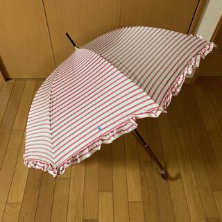ポロラルフローレン(POLO RALPH LAUREN)の最終お値下げ❗️新品❗️ラルフローレン  フリル雨傘 長傘 パラソル (傘)