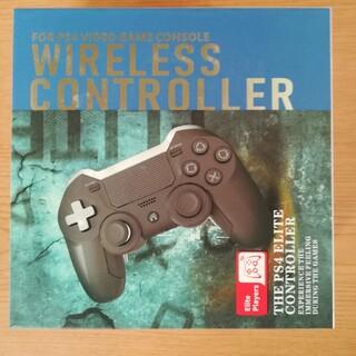 プレイステーション(PlayStation)のps4背面ボタンパドル付プロコン(その他)