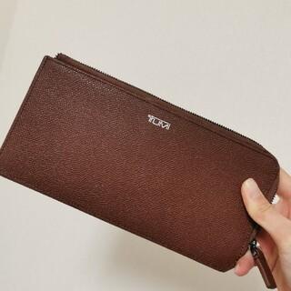 トゥミ(TUMI)の新品 TUMI トゥミ 長財布 収納 カード 革(財布)