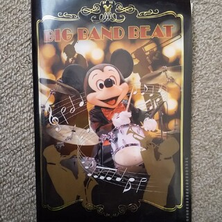 Disney - ディズニー ビッグバンドビート ハガキ