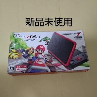 ニンテンドー2DS - NEW 2DS LL マリオカート7 パック 任天堂 3DS