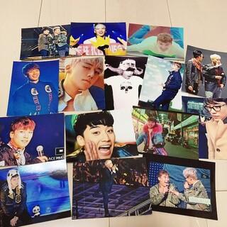 ビッグバン(BIGBANG)のBIGBANG スンリ ブロマイド 15枚セット(K-POP/アジア)