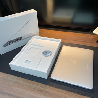 Mac (Apple) - MacBook Pro 13インチ(2018年購入)