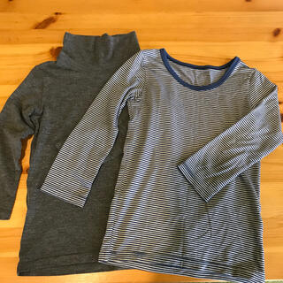 UNIQLO - UNIQLO ヒートテックシャツ 90