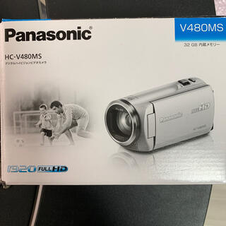 Panasonic - Panasonic HC-V480MS ブラック