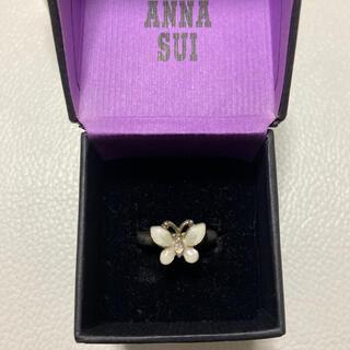 ANNA SUI - ANNA SUI 蝶のリング