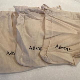 イソップ(Aesop)のAesop イソップ ショップ袋(ショップ袋)