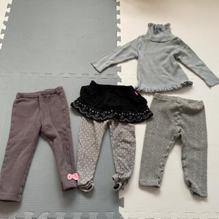 ホットビスケッツ(HOT BISCUITS)の90センチ 子供服(パンツ/スパッツ)