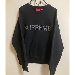 シュプリーム(Supreme)の【美品】supreme トレーナー【即購入OK】(トレーナー/スウェット)