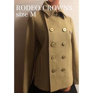 ロデオクラウンズ(RODEO CROWNS)のロデオクラウンズ コート(ピーコート)