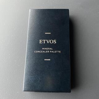 エトヴォス(ETVOS)のエトヴォス ミネラルコンシーラーパレット(コンシーラー)