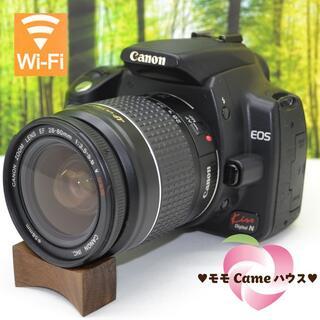 Canon - Canon Kiss N☆スマホに転送OK!一眼レフデビューに☆1369
