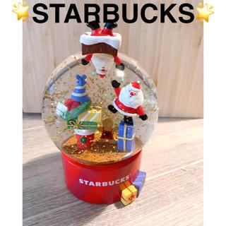 Starbucks Coffee - 🌟スターバックススノードーム🌟とっても可愛いです💕