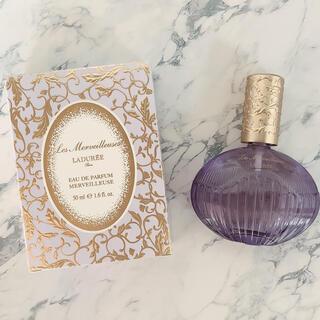 レメルヴェイユーズラデュレ(Les Merveilleuses LADUREE)のLADUREE オー ド パルファン メルヴェイユーズ(香水(女性用))